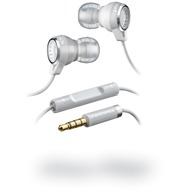 Plantronics In-Ear Stereo Headset BackBeat 216, weiß