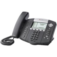 Polycom ® SoundPoint IP 650 6-line IP Phone (ohne Netzteil)