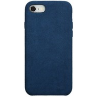 Power Support Ultrasuede Air Jacket  Apple iPhone 8 /  7  blau