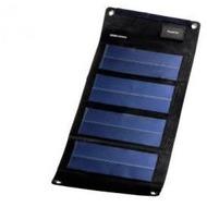 Powertec faltbares Solar-Panel PT6 (5V/ 12V 400 mA Output)