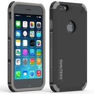PureGear Dualtek Extreme Impact, Case/ Schutzhülle, Apple iPhone 6, Matt Schwarz