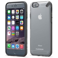 PureGear Slim Shell, Case/ Schutzhülle, Apple iPhone 6, Licorice Jelly
