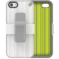 PureGear Utilitarian Case für iPhone 5/ 5S/ SE, weiß