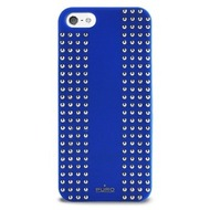 Puro Back Case - Rock - Apple iPhone 5/ 5S/ SE - blau