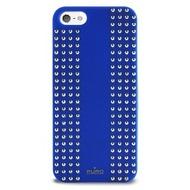 Puro Back Case - Rock - Apple iPhone 5/ 5S/ SE - blau