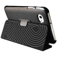 Puro Flip Case - Booklet Cover - Samsung Galaxy Tab 2(7.0) - schwarz