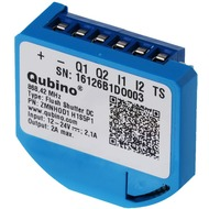 Qubino Flush Shutter DC Unterputz-Mikromodul EU