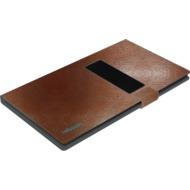 reboon booncover L2 Tablet Ledertasche u.a. Samsung Tab 2 10.1, Sony Z4 Tablet, braun