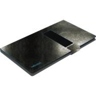 reboon booncover L2 Tablet Ledertasche u.a. Samsung Tab 2 10.1, Sony Z4 Tablet, schwarz
