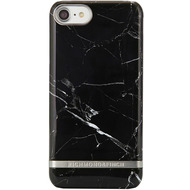 Richmond & Finch Black Marble for iPhone 6/ 6S/ 7/ 8 schwarz