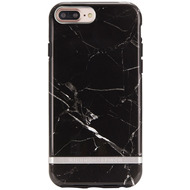 Richmond & Finch Black Marble for iPhone 6+/ 6s+/ 7+/ 8+ schwarz