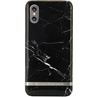 Richmond & Finch Black Marble for iPhone X schwarz