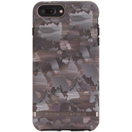 Richmond & Finch Camouflage for iPhone 6+/ 6s+/ 7+/ 8+ grün