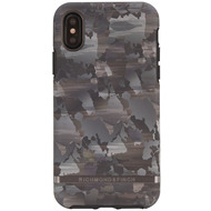 Richmond & Finch Camouflage for iPhone X grün