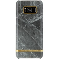 Richmond & Finch Marble for Galaxy S8+ grau