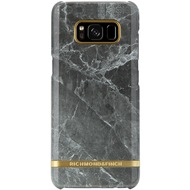 Richmond & Finch Marble for Galaxy S8 grau