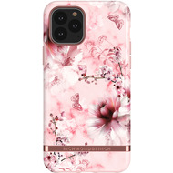 Richmond & Finch Pink Marble Floral - Rose gold de for iPhone 11 Pro Max /  XS Max colourful
