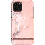 Richmond & Finch Pink Marble - Rose gold details for iPhone 11 Pro Max /  XS Max colourful