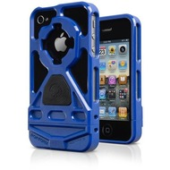 ROKFORM Rokbed V.3 Case Kit blue für iPhone 4/ 4s