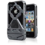 ROKFORM Rokbed V.3 Case Kit Gun metal für iPhone 4/ 4s