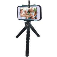 Rollei Selfie Mini-Stativ, mit iPhone & Smartphone Halter/ Adapter