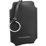 Roy Robson Tender Touch iPhone-Hülle Leder 7,5 cm schwarz