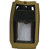 RugGear Ledertasche für RG 730 gelb