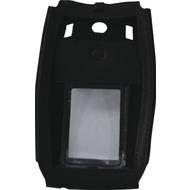 RugGear Ledertasche für RG 730 schwarz