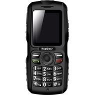 RugGear RG100 Dual-SIM, schwarz mit Telekom MagentaMobil S Vertrag