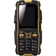 RugGear RG300, schwarz-gelb