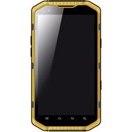 RugGear RG700 Dual-SIM, schwarz-gelb