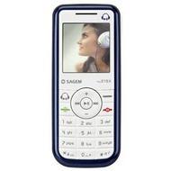 Sagem my215X weiß/ blau