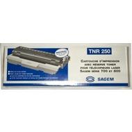 Sagem Toner TNR250A, schwarz