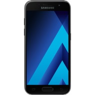 Samsung Galaxy A3 (2017) - black-sky mit Vodafone Red S Sim Only Vertrag