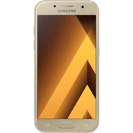 Samsung Galaxy A3 (2017) - gold-sand mit Vodafone Red S +5 Vertrag