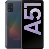 Samsung A515F Galaxy A51 128 GB (Prism Crush Black)