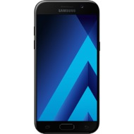 Samsung Galaxy A5 (2017) - black-sky