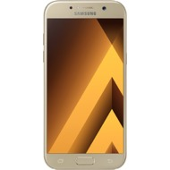 Samsung Galaxy A5 (2017) - gold-sand mit Telekom MagentaMobil S Vertrag