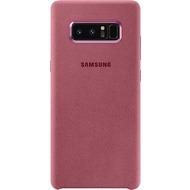 Samsung Alcantara Cover EF-XN950 für Galaxy Note 8, Pink