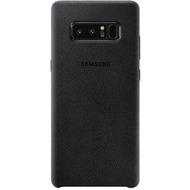 Samsung Alcantara Cover - für Galaxy Note 8 - schwarz