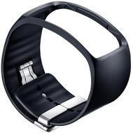 Samsung Armband Bangle (Breit) für Gear S, Schwarz