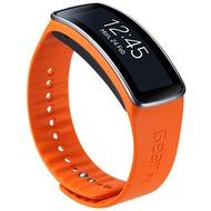 Samsung Armband lang für Galaxy Gear FIT, Orange
