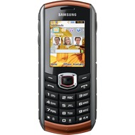 Samsung B2710, schwarz-orange (Telekom Edition)