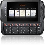 Samsung B7610 OMNIA Pro Vodafone-Branding