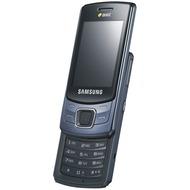 Samsung C6112 Dual-SIM, omega blue