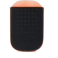 Samsung Carrying Case EF-C935 für S3650 Corby, schwarz-orange