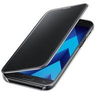 Samsung Clear View Cover A520F Galaxy A5 (2017) - black