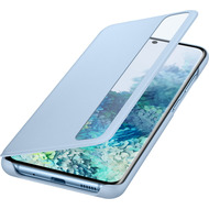 Samsung Clear View Cover Galaxy S20_SM-G980, sky blue