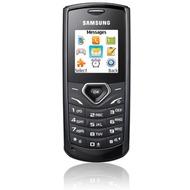 Samsung E1170i, schwarz