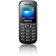 Samsung E1200i, schwarz